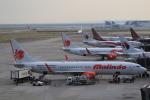 NH642さんが、クアラルンプール国際空港で撮影したマリンド・エア 737-9GP/ERの航空フォト(写真)