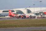 NH642さんが、クアラルンプール国際空港で撮影したエアアジア・インドネシア A320-216の航空フォト(写真)