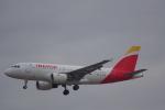 JA8037さんが、マドリード・バラハス国際空港で撮影したイベリア航空 A319-111の航空フォト(写真)