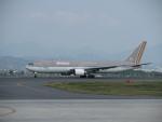 ランチパッドさんが、静岡空港で撮影したアシアナ航空 767-38Eの航空フォト(写真)