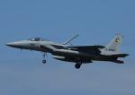 じーく。さんが、小松空港で撮影した航空自衛隊 F-15J Eagleの航空フォト(写真)