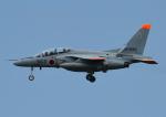 じーく。さんが、小松空港で撮影した航空自衛隊 T-4の航空フォト(飛行機 写真・画像)