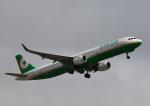 じーく。さんが、小松空港で撮影したエバー航空 A321-211の航空フォト(写真)
