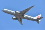 Orange linerさんが、成田国際空港で撮影した中国国際貨運航空 777-FFTの航空フォト(写真)
