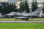 Flankerさんが、横田基地で撮影したアメリカ空軍 F-16CM-50-CF Fighting Falconの航空フォト(写真)