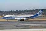 Gambardierさんが、成田国際空港で撮影した日本貨物航空 747-2D3B(SF)の航空フォト(写真)