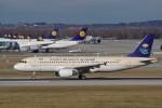 JA8037さんが、ミュンヘン・フランツヨーゼフシュトラウス空港で撮影したサウディア A320-214の航空フォト(写真)