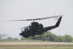 myoumyoさんが、熊本空港で撮影した陸上自衛隊 AH-1Sの航空フォト(写真)