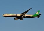 じーく。さんが、小松空港で撮影したエバー航空 777-3AL/ERの航空フォト(写真)
