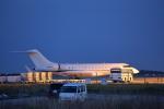 prado120さんが、静岡空港で撮影したプライベートエア BD-700 Global Express/5000/6000の航空フォト(写真)