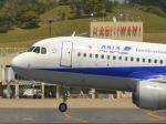 ナナオさんが、石見空港で撮影した全日空 A320-211の航空フォト(写真)