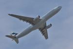 qooさんが、成田国際空港で撮影したキャセイパシフィック航空 A330-343Xの航空フォト(写真)