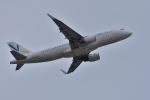 qooさんが、成田国際空港で撮影したバニラエア A320-214の航空フォト(写真)