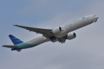 qooさんが、成田国際空港で撮影したガルーダ・インドネシア航空 777-3U3/ERの航空フォト(写真)