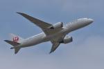 qooさんが、成田国際空港で撮影した日本航空 787-8 Dreamlinerの航空フォト(写真)