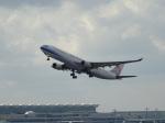 バンチャンさんが、羽田空港で撮影したチャイナエアライン A330-302の航空フォト(写真)