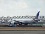 バンチャンさんが、羽田空港で撮影したユナイテッド航空 787-9の航空フォト(写真)
