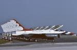 go gateさんが、三沢飛行場で撮影したアメリカ空軍 F-16 Fighting Falconの航空フォト(写真)