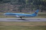 だいまる。さんが、岡山空港で撮影した大韓航空 737-9B5の航空フォト(写真)