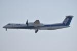 @たかひろさんが、伊丹空港で撮影したANAウイングス DHC-8-402Q Dash 8の航空フォト(写真)
