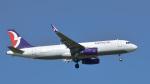 パンダさんが、成田国際空港で撮影したマカオ航空 A320-232の航空フォト(写真)