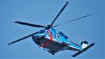 Ocean-Lightさんが、新潟空港で撮影した新潟県警察 AW139の航空フォト(写真)