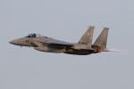 Koenig117さんが、茨城空港で撮影した航空自衛隊 F-15J Eagleの航空フォト(写真)
