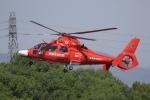 ぽんさんが、高松空港で撮影した京都市消防航空隊 AS365N3 Dauphin 2の航空フォト(写真)