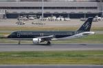 どりーむらいなーさんが、羽田空港で撮影したスターフライヤー A320-214の航空フォト(写真)