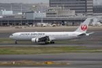 どりーむらいなーさんが、羽田空港で撮影した日本航空 767-346の航空フォト(写真)