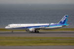 どりーむらいなーさんが、羽田空港で撮影した全日空 A321-211の航空フォト(写真)