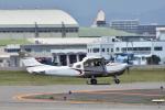 Joshuaさんが、名古屋飛行場で撮影した共立航空撮影 T206H Turbo Stationairの航空フォト(写真)