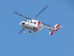 jp arrowさんが、岐阜基地で撮影したカワサキヘリコプタシステム BK117C-1の航空フォト(写真)