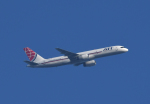 チャーリーマイクさんが、厚木飛行場で撮影したエア・トランスポート・インターナショナル 757-2Y0(C)の航空フォト(写真)