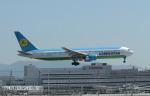 SH60J121さんが、福岡空港で撮影したウズベキスタン航空 767-33P/ERの航空フォト(写真)