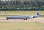 プルシアンブルーさんが、庄内空港で撮影した中国北方航空 MD-90-30の航空フォト(写真)
