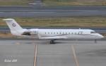 RINA-200さんが、羽田空港で撮影した中国個人所有 CL-600-2B19 Challenger 850の航空フォト(写真)