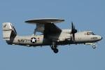 =JAかみんD=さんが、厚木飛行場で撮影したアメリカ海軍 E-2D Advanced Hawkeyeの航空フォト(写真)
