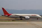 セブンさんが、関西国際空港で撮影したエア・インディア 787-8 Dreamlinerの航空フォト(飛行機 写真・画像)