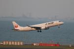 imosaさんが、羽田空港で撮影したジェイ・エア ERJ-190-100(ERJ-190STD)の航空フォト(写真)