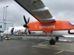 Y.Hさんが、バンクーバー国際空港で撮影したホライゾン航空 DHC-8-402Q Dash 8の航空フォト(写真)