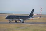 7915さんが、山口宇部空港で撮影したスターフライヤー A320-214の航空フォト(写真)