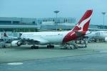 Snow manさんが、シンガポール・チャンギ国際空港で撮影したカンタス航空 A330-202の航空フォト(写真)