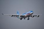 beimax55さんが、成田国際空港で撮影したエア・タヒチ・ヌイ A340-313Xの航空フォト(写真)