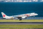 HND_fanさんが、羽田空港で撮影したジェイ・エア ERJ-190-100(ERJ-190STD)の航空フォト(写真)