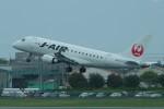 nobu2000さんが、松山空港で撮影したジェイ・エア ERJ-170-100 (ERJ-170STD)の航空フォト(写真)