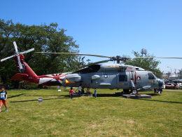 FT51ANさんが、厚木飛行場で撮影したアメリカ海軍 SH-60B Seahawk (S-70B-1)の航空フォト(飛行機 写真・画像)