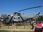 Contrail-51Aさんが、厚木飛行場で撮影したアメリカ海軍 UH-3H Sea King (S-61B)の航空フォト(写真)