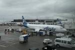 Y.Hさんが、バンクーバー国際空港で撮影したアラスカ航空 737-890の航空フォト(写真)