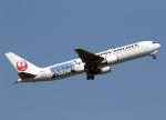 voyagerさんが、羽田空港で撮影した日本航空 767-346/ERの航空フォト(飛行機 写真・画像)